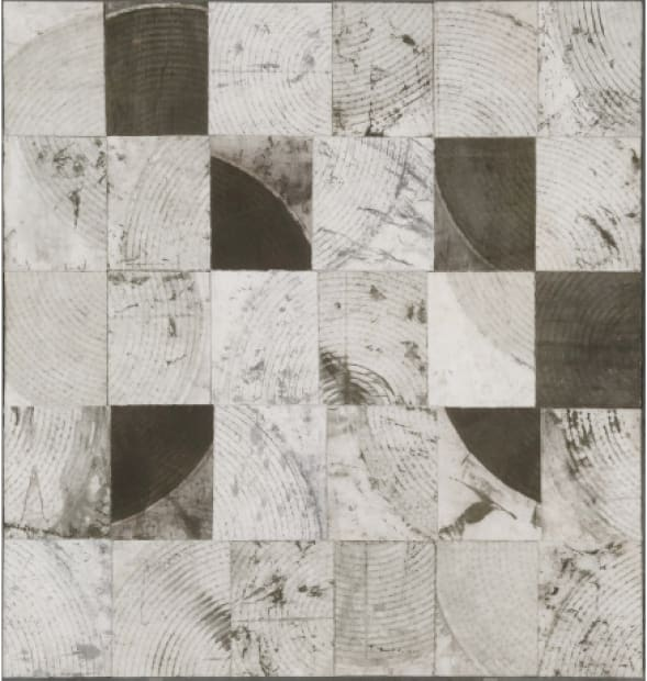 Empreintes Sans titre, 2002
