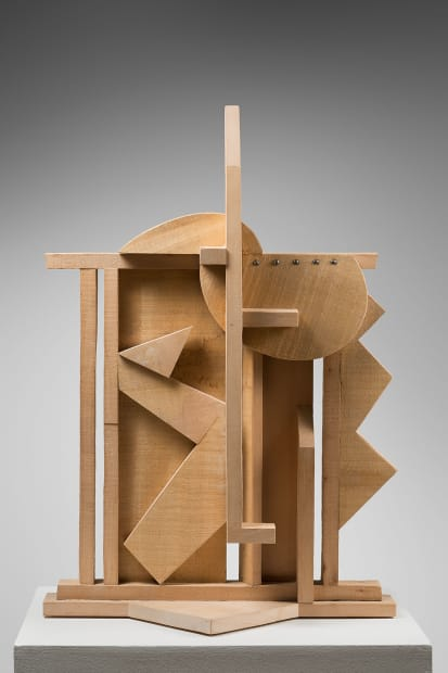 Sculpture en Bois / Wood Sculpture , 2012