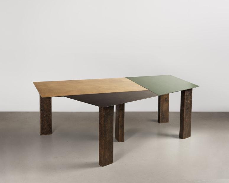 Polymorphic table, 2017