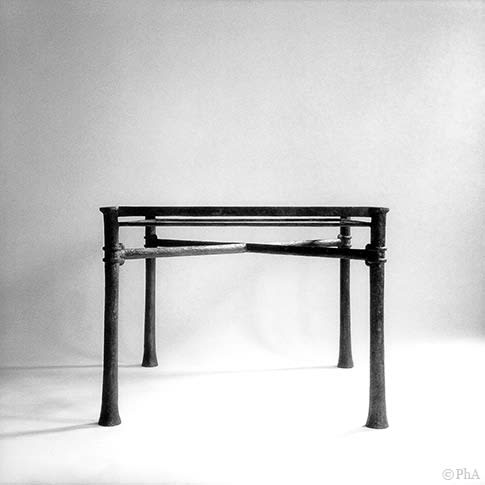 Table Sculpture T005, XXIe