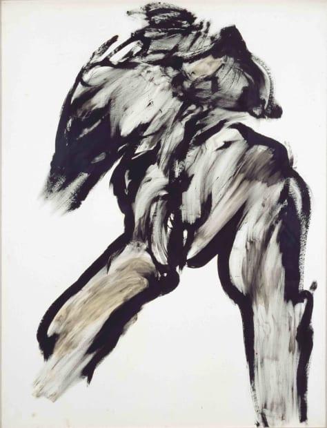 MONIQUE FRYDMAN, Torse 4, 1977