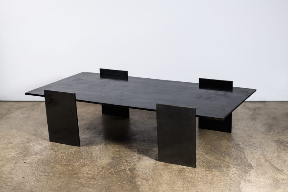 Table Recta, 2002