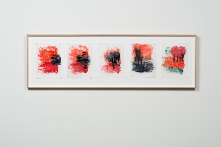 MONIQUE FRYDMAN, Untitled (4 mai 2020), 2020