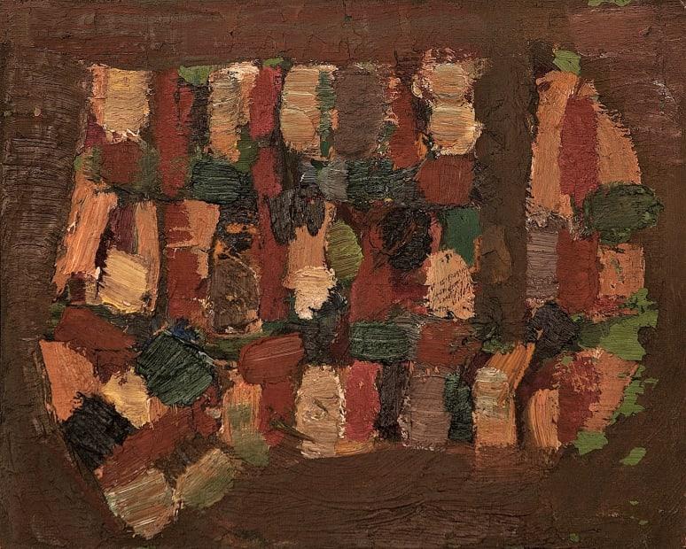 Untitled (66-590), circa 1960