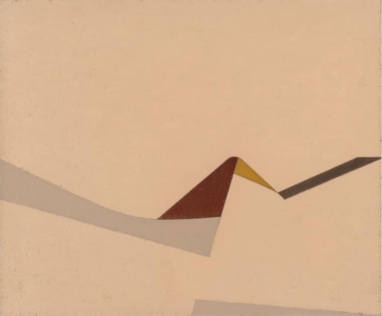 Arturo Bonfanti, Composizione 106 A, 1965