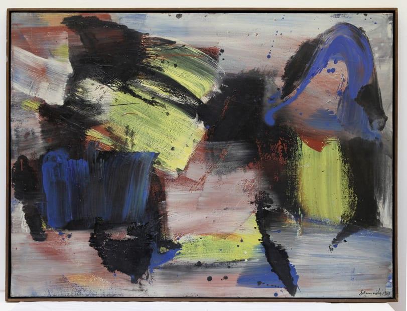 Gerard Schneider, Opus 86 G, 1963