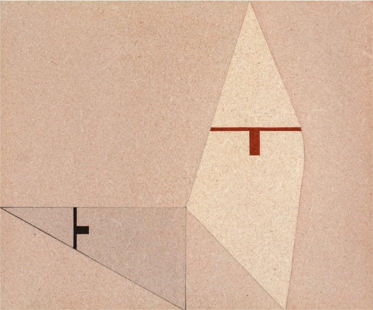 Arturo Bonfanti, AC Murale 4-4 – x BL, 1973