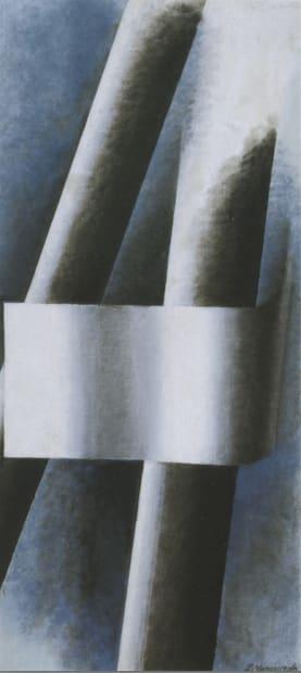 Pavel Mansurov, Tension Picturale - Parigi, 1960