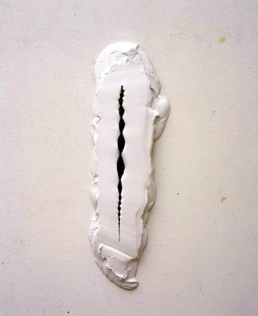 Paolo Icaro, Sigillo elicoidale acuto, 1995