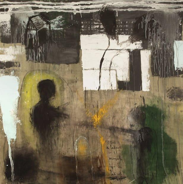 Arcangelo, Sègou dei labirinti, 2011