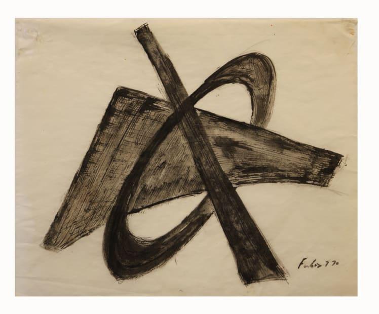 Herbert Ferber, Untitled , 1970