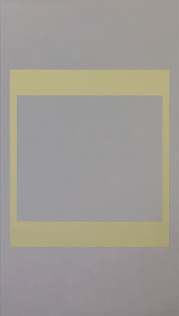 Jon Groom, Referente Painting #2, 1999
