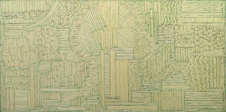 Serge Charchoune, Comp. insp. par la musique, Chinoise Var. N7, XI 60, 1960