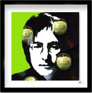 Keith Haynes, John Lennon - Shaved Fish