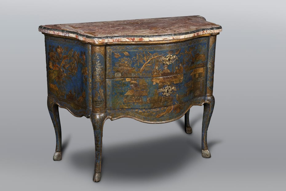 Italian School, Pair of Commodes, XVIII Century