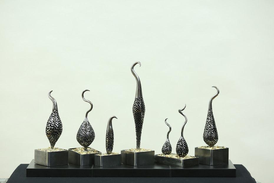 Denis Kulikov, Garlic (nos. 1-7), 2021