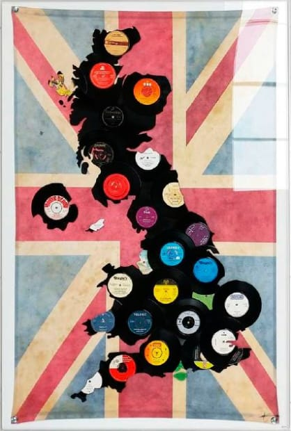 Keith Haynes, HITSVILLE UK - Part of the Union