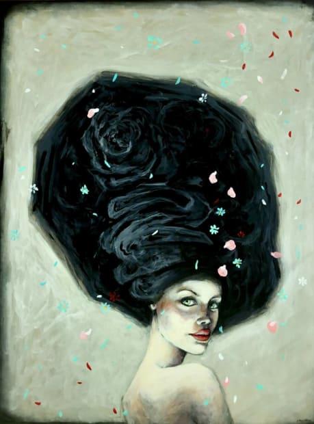 Mary Noga, Inner Light, 2021