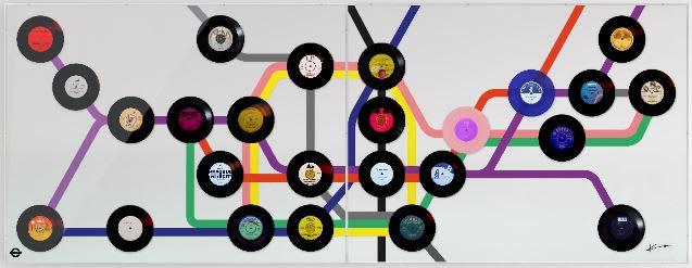 Keith Haynes, Going Underground - Elizabeth line