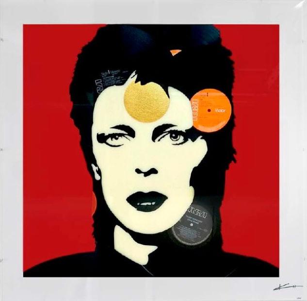 Keith Haynes, Bowie - Loving the Alien