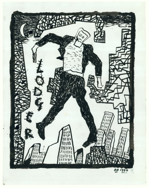 Derek Boshier, Lodger, 1979