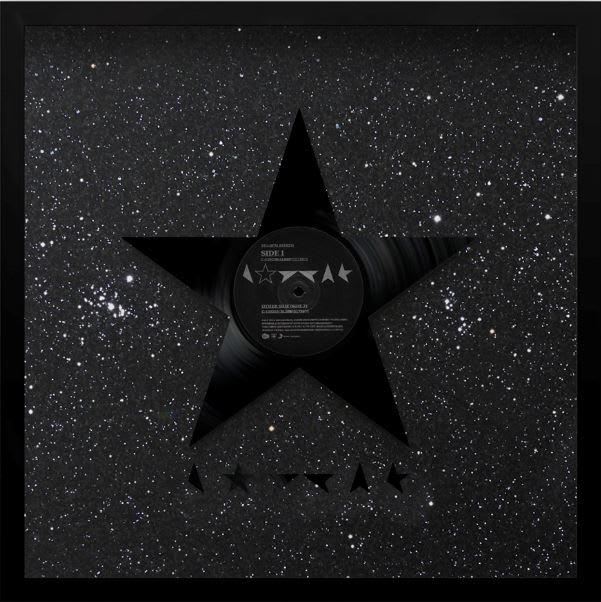Keith Haynes, Blackstarman - Diamond Dust