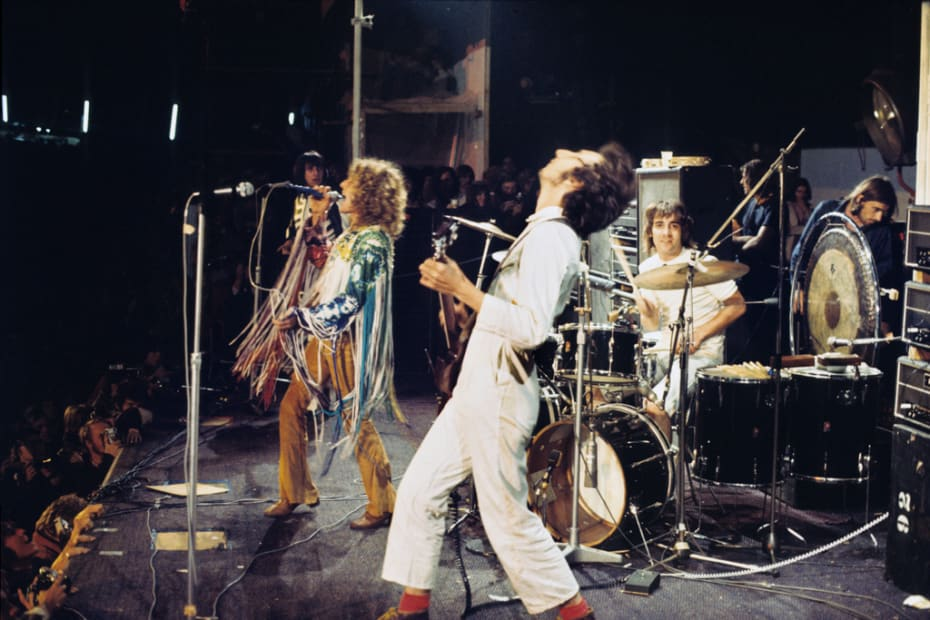 Charles Everest, The Who