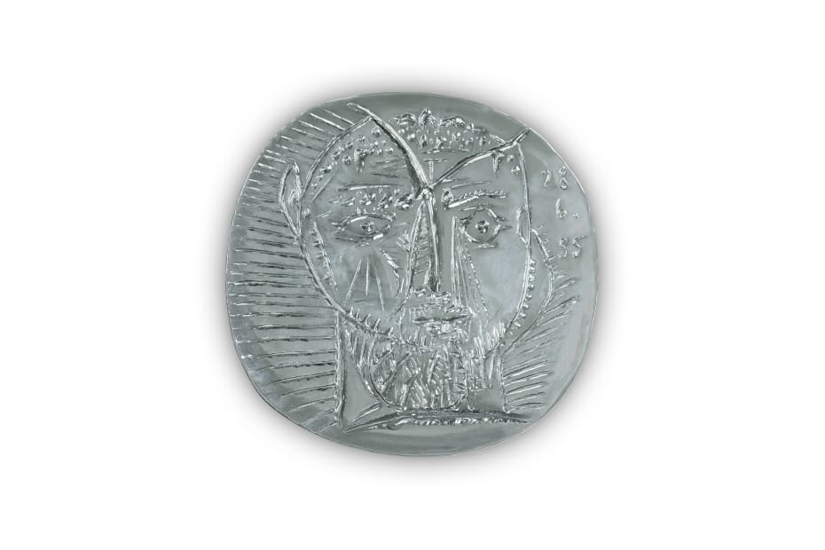 Pablo Picasso, Visage de Faune
