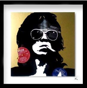 Keith Haynes, Rolling Stones - Keef