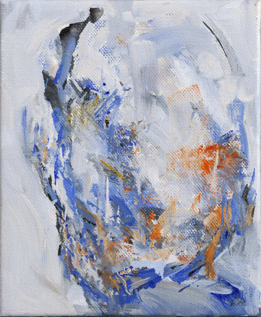 Stephen Finer, Head of a man, 2014