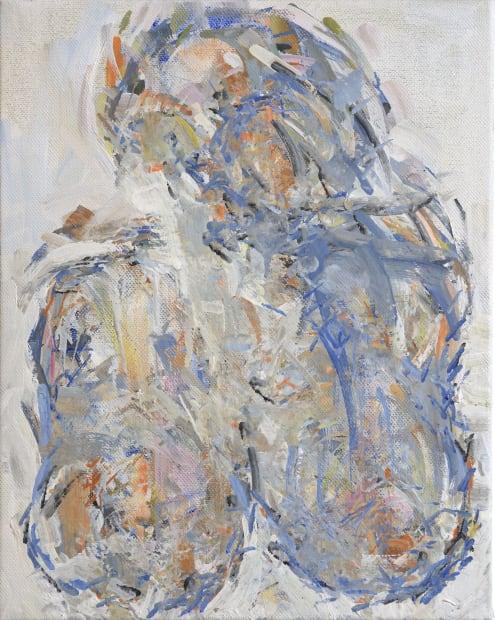 Stephen Finer, Naked woman of twenty five, 2014
