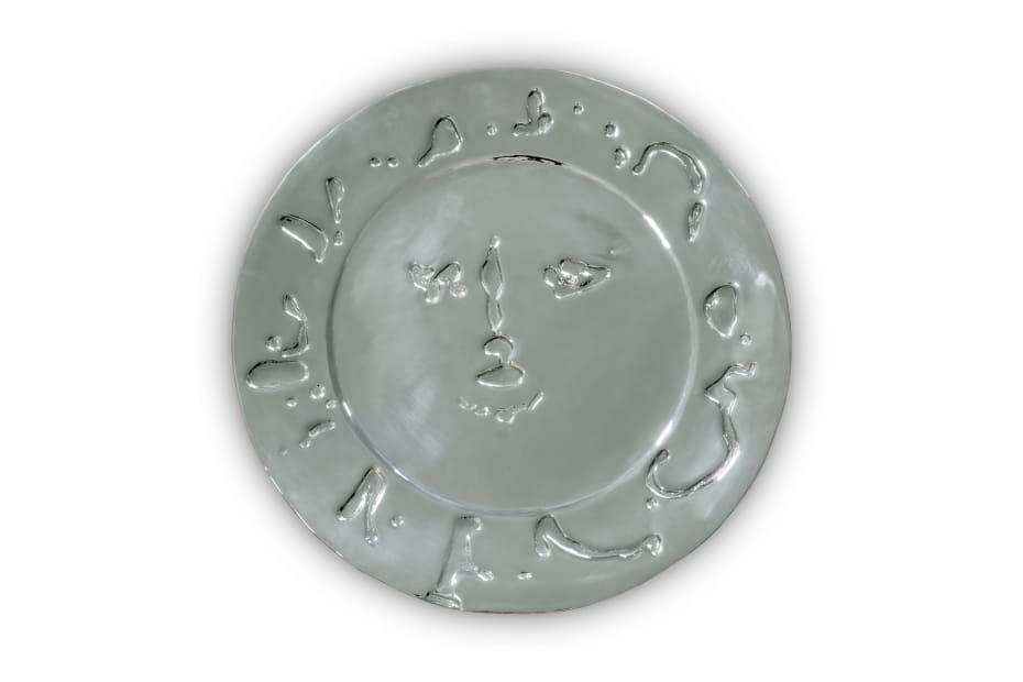 Pablo Picasso, Visage Larve