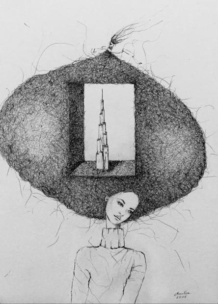 Mary Noga, Think Dubai, 2021