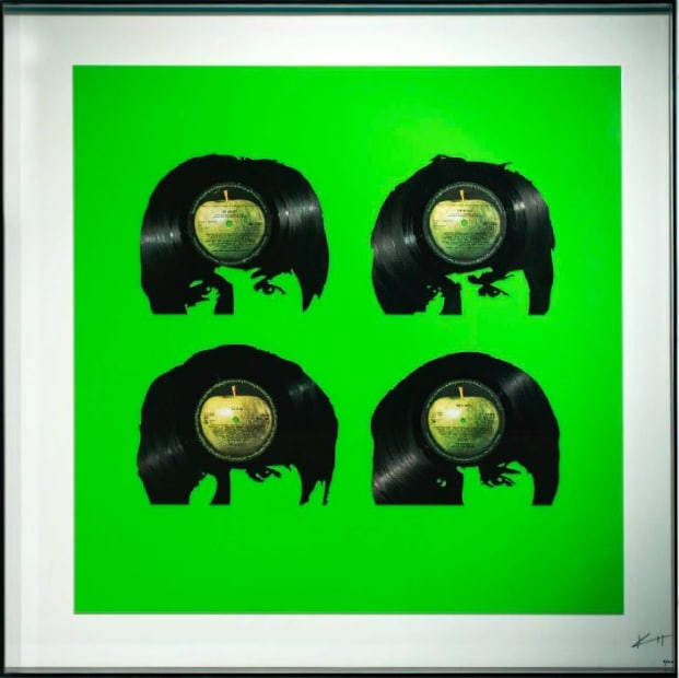 Keith Haynes, The Beatles - Fab Four