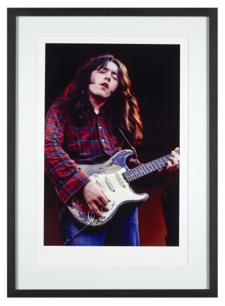 Charles Everest, Rory Gallagher