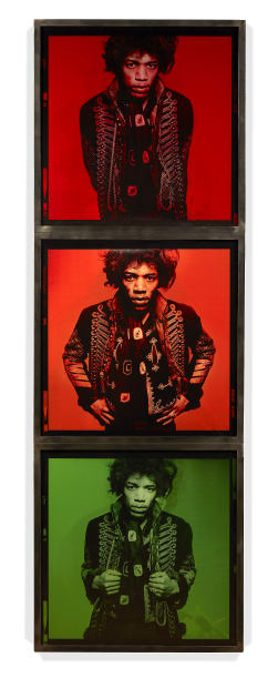 Gered Mankowitz, Jimi, Traffic Lights