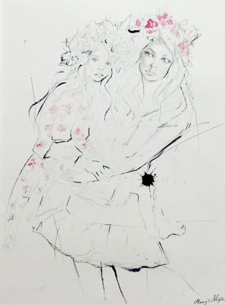 Mary Noga, Miracle Garden, 2020