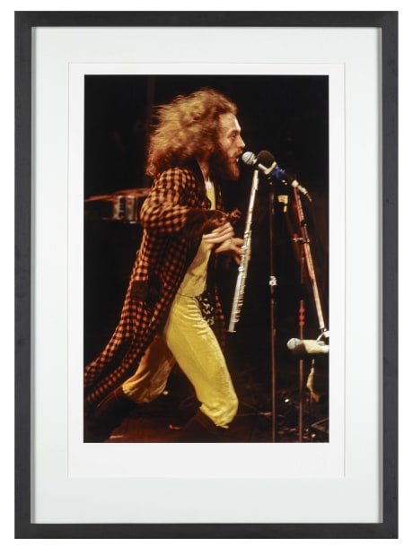 Charles Everest, Ian Anderson