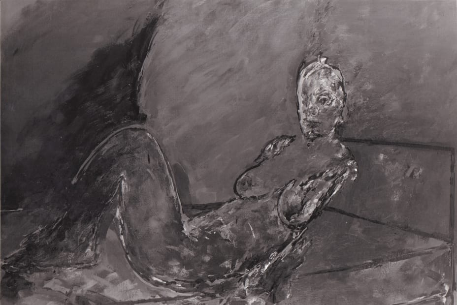 Stephen Finer, Untitled, 1981-82