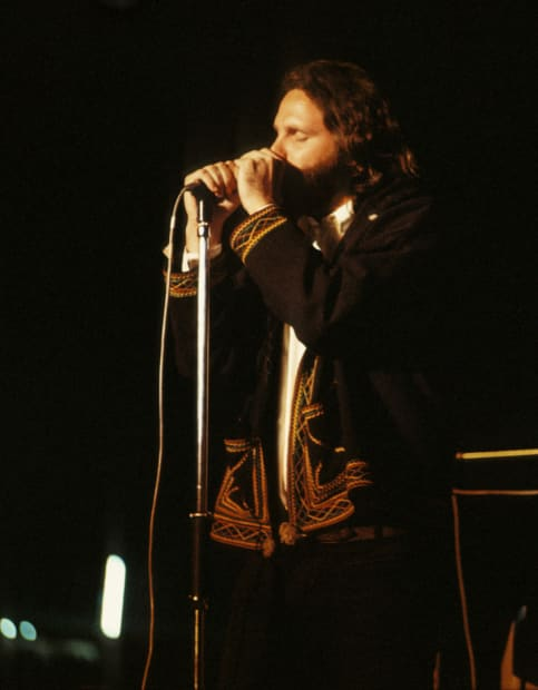 Charles Everest, Jim Morrison