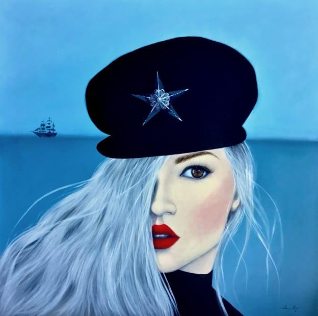 Mary Noga, Polar Star, 2021