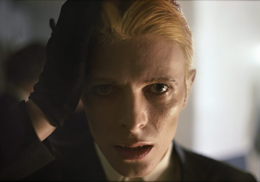 Geoff MacCormack, David Bowie: The Man Who Fell to Earth, 1975, 1975