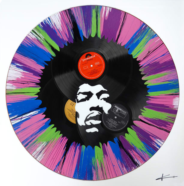 Keith Haynes, Jimi in a Spin