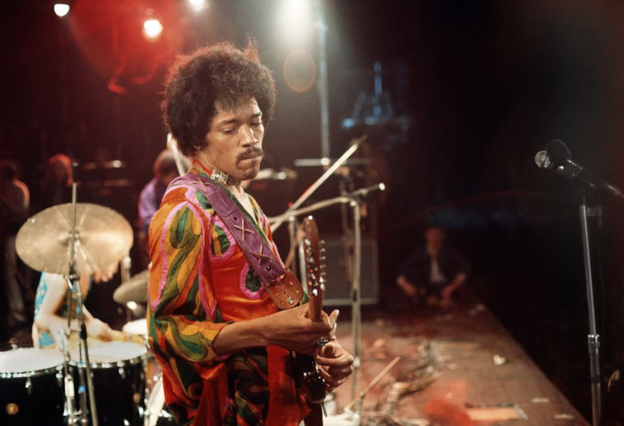 Charles Everest, Jimi (Isle of Wight 1970)