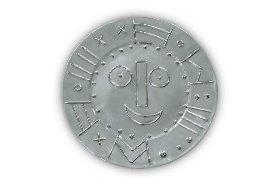Pablo Picasso, Tete en Forme d'horloge