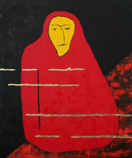Alena Vavilina, No Name, 2018
