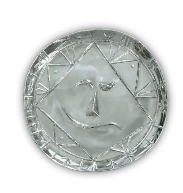 Pablo Picasso, Tête Geométriqué