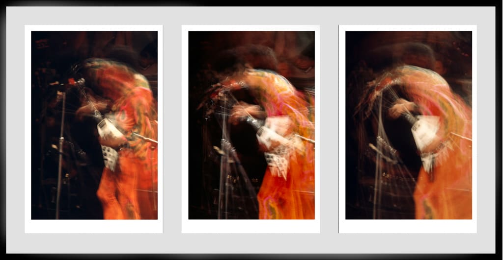 Charles Everest, Jimi Hendrix triptych