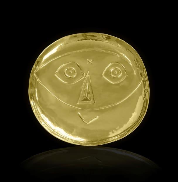 Pablo Picasso, Tête au masque