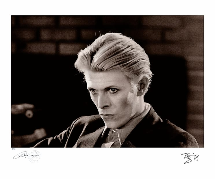 Geoff MacCormack, David Bowie: Los Angeles, 1975, 1975